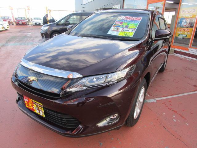 「トヨタ」「ハリアー」「SUV・クロカン」「千葉県」の中古車5