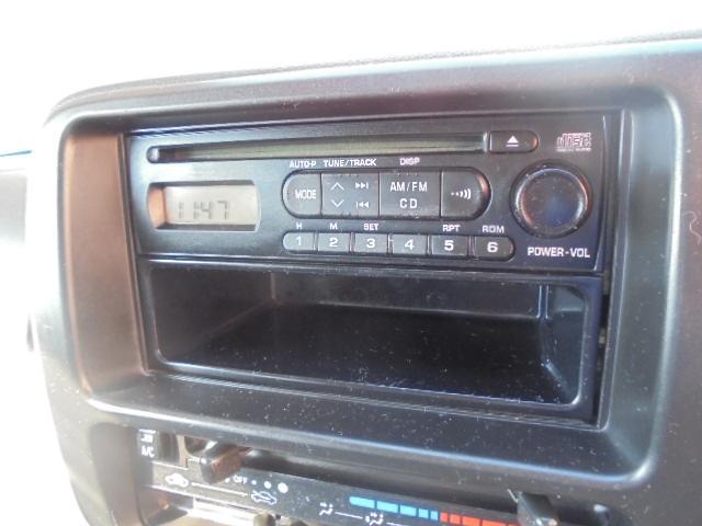 ダイハツ ハイゼットカーゴ デッキバンG CD