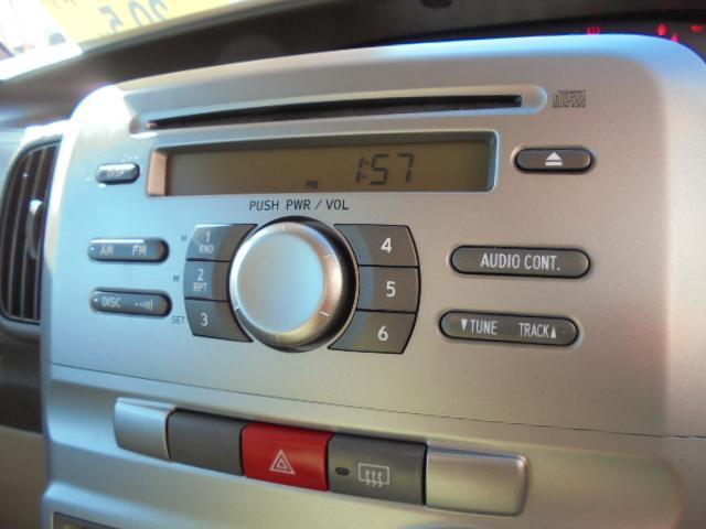 ダイハツ タント Xリミテッド CD スマートキー