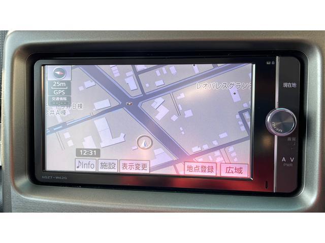 カスタム RS スマートキー SDナビ CD DVD フルセグ Bluetoothオーディオ HIDライト フォグランプ エコアイドル(14枚目)