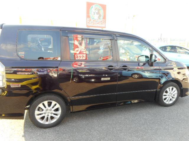 トヨタ ヴォクシー ZS ナビ TV Bカメラ Rモニター 両側電動スライドドア