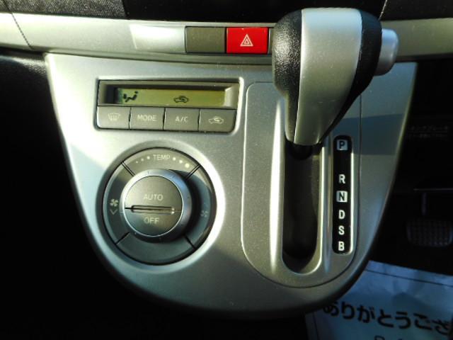 ダイハツ ムーヴ カスタム X スマートキー HID 純正アルミ CD ABS