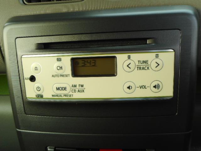 トヨタ ピクシススペース L ワンオーナー キーレスキー CD アイドリングストップ