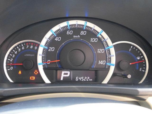 スズキ ワゴンR FXリミテッド スマートキー ETC 社外アルミ