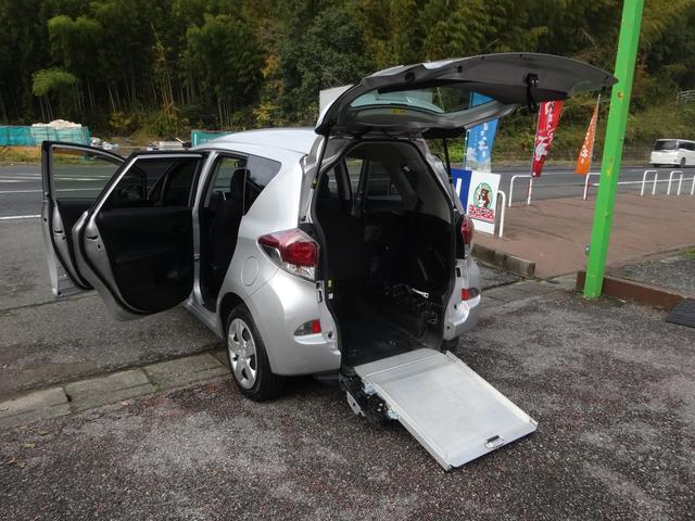 「トヨタ」「ラクティス」「ミニバン・ワンボックス」「千葉県」の中古車45