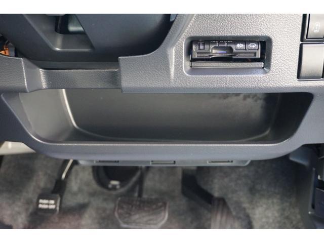 TS SDナビ フルセグTV CD録音 DVD USB接続 スマートキー プッシュスタート ETC 両側パワスラ 電動格納ミラー アイドリングストップ HIDヘッドライト フォグライト 純正15インチアルミ(40枚目)