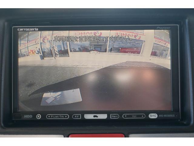 E HDDナビ CD DVD ミュージックサーバー Bモニター スマートキー プッシュスタート 左側パワスラ 衝突防止 電動格納ミラー ワンオーナー HIDヘッドライト フォグライト 純正14インチアルミ(26枚目)