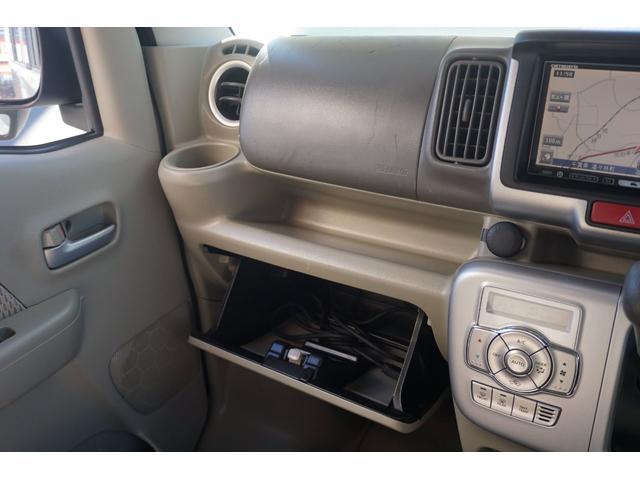 E HDDナビ CD DVD ミュージックサーバー Bモニター スマートキー プッシュスタート 左側パワスラ 衝突防止 電動格納ミラー ワンオーナー HIDヘッドライト フォグライト 純正14インチアルミ(43枚目)