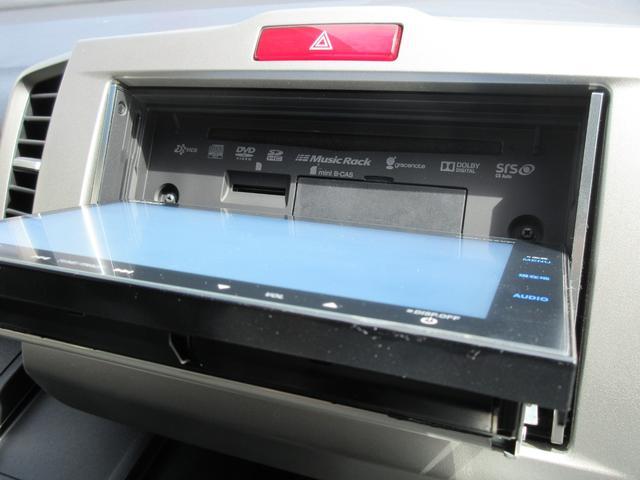 G エアロ クールエディション 純正メモリーナビ フルセグTV CD録音 DVD BT接続 Bカメラ スマートキー ビルトインETC 両側パワスラ HIDヘッドライト オートライト 純正15インチアルミホイール(15枚目)