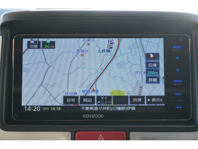 PZターボ SDナビ フルセグTV CD録音 DVD BT接続 スマートキー プッシュスタート ETC2.0 衝突防止センサー 左側パワスラ ドラレコ HIDヘッドライト フォグライト 純正14インチアルミ(25枚目)