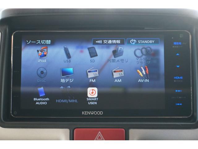 PZターボ SDナビ フルセグTV CD録音 DVD BT接続 スマートキー プッシュスタート ETC2.0 衝突防止センサー 左側パワスラ ドラレコ HIDヘッドライト フォグライト 純正14インチアルミ(26枚目)