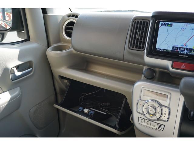 PZターボ SDナビ フルセグTV CD録音 DVD BT接続 スマートキー プッシュスタート ETC2.0 衝突防止センサー 左側パワスラ ドラレコ HIDヘッドライト フォグライト 純正14インチアルミ(42枚目)