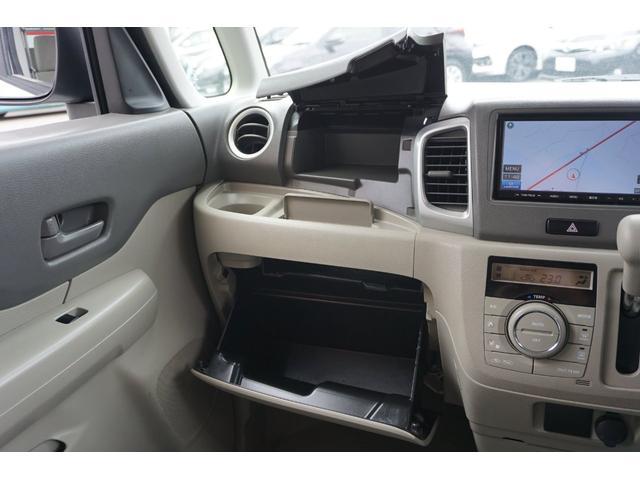 G 純正メモリーナビ ワンセグTV CD スマートキー プッシュスタート 両側スライドドア 運転席シートヒーター アイドリングストップ 電動格納ミラー ベンチシート フルフラット 純正メモリーナビ(38枚目)