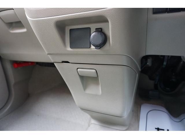 G 純正メモリーナビ ワンセグTV CD スマートキー プッシュスタート 両側スライドドア 運転席シートヒーター アイドリングストップ 電動格納ミラー ベンチシート フルフラット 純正メモリーナビ(39枚目)