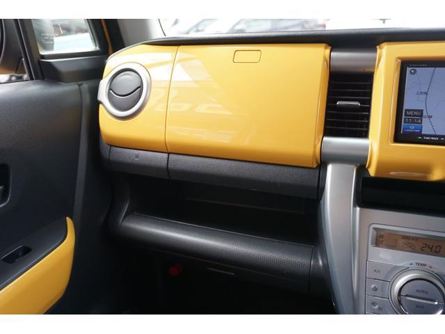 G メモリーナビ ワンセグTV CD スマートキー プッシュスタート 衝突防止センサー 電格ミラー アイドリングストップ 前席シートヒーター HIDヘッドライト オートライト フルフラット ベンチシート(35枚目)