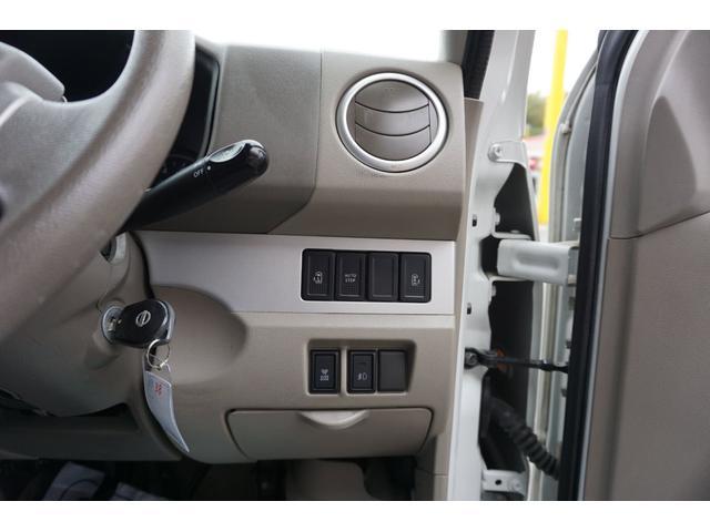 G 純正SDナビ フルセグTV CD DVD USB接続 Bモニター キーレス ETC 両側パワスラ 電動格納ミラー オートステップ HIDヘッドライト フォグライト ターボ 社外15インチアルミホイール(33枚目)