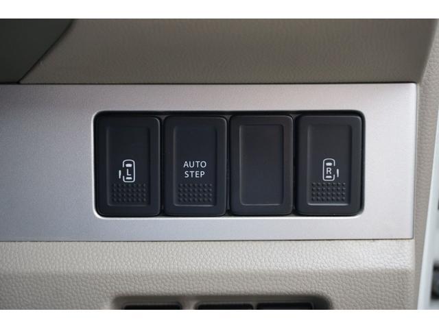 G 純正SDナビ フルセグTV CD DVD USB接続 Bモニター キーレス ETC 両側パワスラ 電動格納ミラー オートステップ HIDヘッドライト フォグライト ターボ 社外15インチアルミホイール(36枚目)