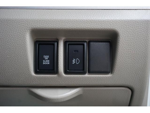 G 純正SDナビ フルセグTV CD DVD USB接続 Bモニター キーレス ETC 両側パワスラ 電動格納ミラー オートステップ HIDヘッドライト フォグライト ターボ 社外15インチアルミホイール(37枚目)