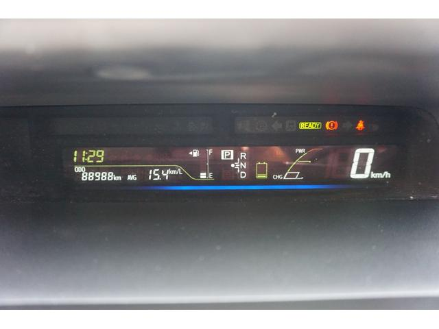 S 純正SDナビ ワンセグTV CD Bluetooth接続 Bモニター スマートキー プッシュスタート ビルトインETC 電動格納ミラー アイドリングストップ オートライト 純正16インチアルミ(15枚目)
