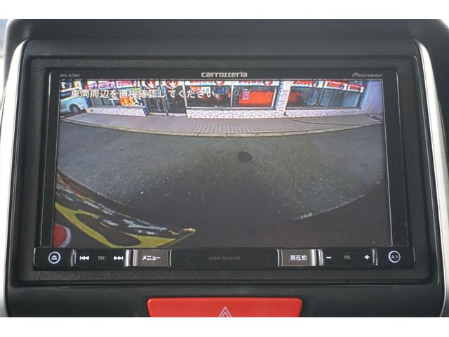 G・Lパッケージ メモリーナビ フルセグTV CD DVD Mサーバー BT接続 Bモニター スマートキー プッシュスタート ビルトインETC 衝突防止センサー  左側パワスラ HIDライト 純正14インチアルミ(26枚目)