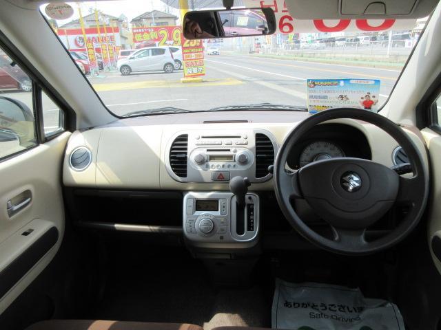 スズキ MRワゴン X CD キーフリー ベンチシート 電動格納ミラー