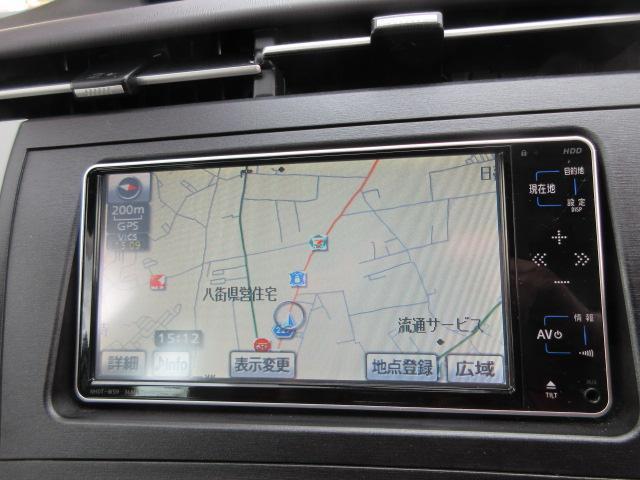 S 純正HDDナビ Bカメラ ETC ブルートゥース(10枚目)