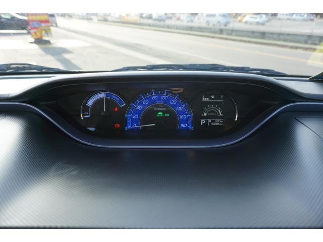 ハイブリッドSV メモリーナビ フルセグTV DVD再生 LEDヘッドライト ETC シートヒーター クルーズコントロール(19枚目)
