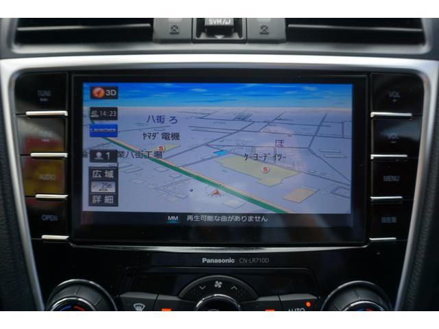 1.6GT-Sアイサイト ナビ フルセグTV ETC バックカメラ I-STOP アイサイト衝突軽減ブレーキ CD DVD BT パワーシート クルーズコントロール LEDライト LEDフォグ バックフォグ スマートキー(12枚目)