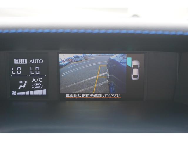 1.6GT-Sアイサイト ナビ フルセグTV ETC バックカメラ I-STOP アイサイト衝突軽減ブレーキ CD DVD BT パワーシート クルーズコントロール LEDライト LEDフォグ バックフォグ スマートキー(14枚目)