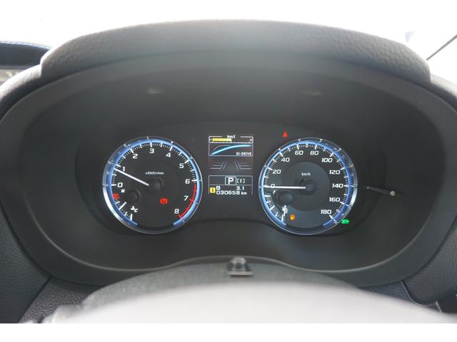 1.6GT-Sアイサイト ナビ フルセグTV ETC バックカメラ I-STOP アイサイト衝突軽減ブレーキ CD DVD BT パワーシート クルーズコントロール LEDライト LEDフォグ バックフォグ スマートキー(15枚目)