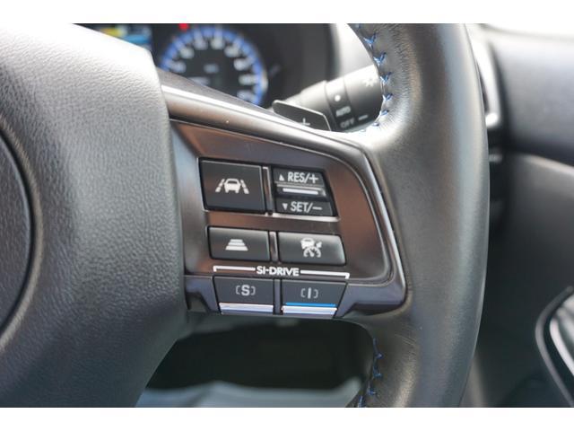 1.6GT-Sアイサイト ナビ フルセグTV ETC バックカメラ I-STOP アイサイト衝突軽減ブレーキ CD DVD BT パワーシート クルーズコントロール LEDライト LEDフォグ バックフォグ スマートキー(34枚目)
