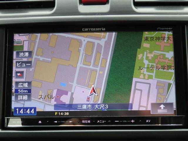 スバル インプレッサG4 1.6i-L HIDライト メモリーナビTV プッシュS