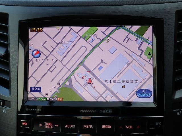 スバル レガシィツーリングワゴン 2.5i B-SPORT EyeSight HDDナビTV