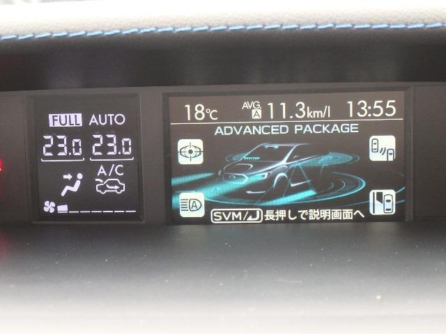 1.6GT-S アイサイトver3ナビETCバックカメラ(13枚目)