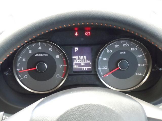 Xブレイク アイサイト搭載車 タイヤ新品 ルーフレール(18枚目)