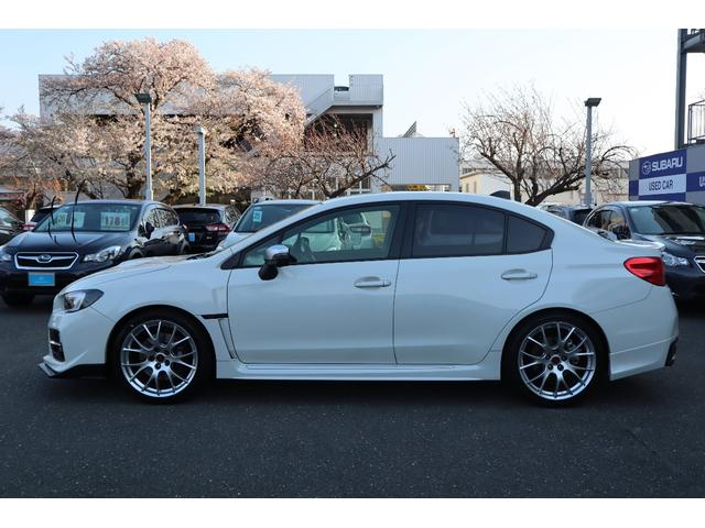 S4 tS 本革レカロシート BBSアルミ タイヤ新品(3枚目)