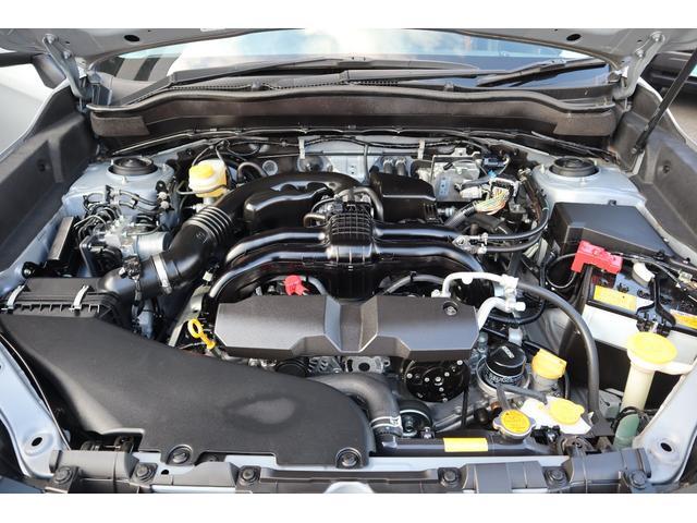振動・騒音が少なくスムーズに回る水平対向エンジン