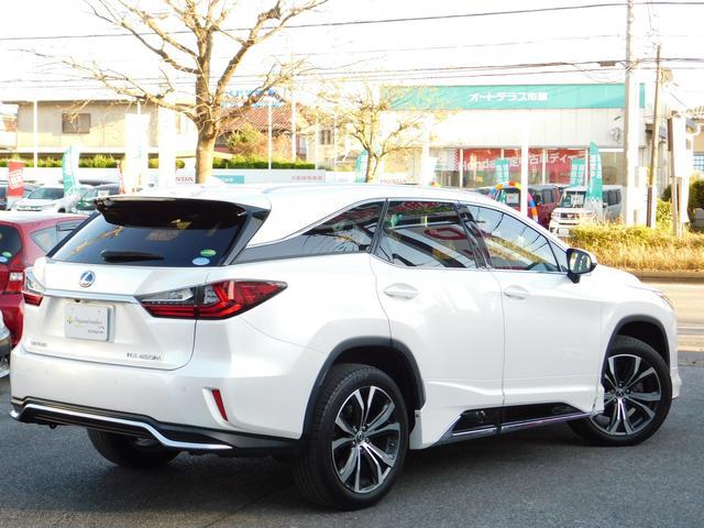 「レクサス」「RX」「SUV・クロカン」「千葉県」の中古車4
