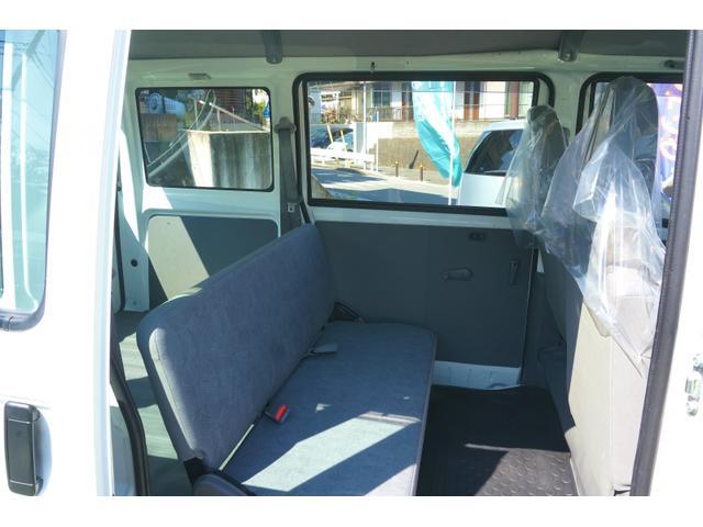 日産 NV100クリッパーバン DXハイルーフ集中ドアロック両側スライドドア