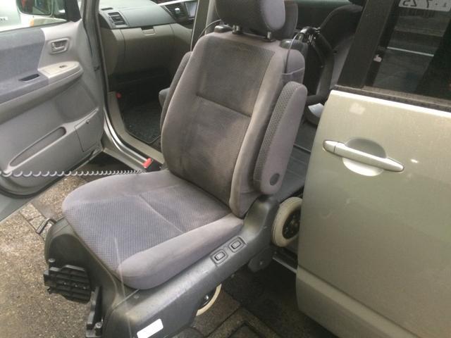 トヨタテクノクラフト 脱着式車いす サイドリフトアップシート(18枚目)