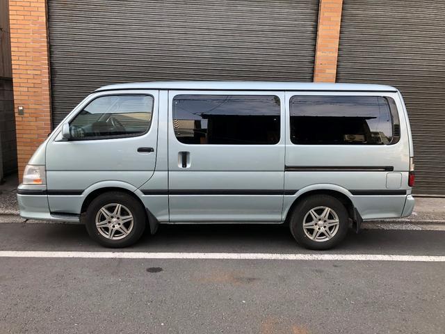 「トヨタ」「ハイエース」「ミニバン・ワンボックス」「東京都」の中古車12