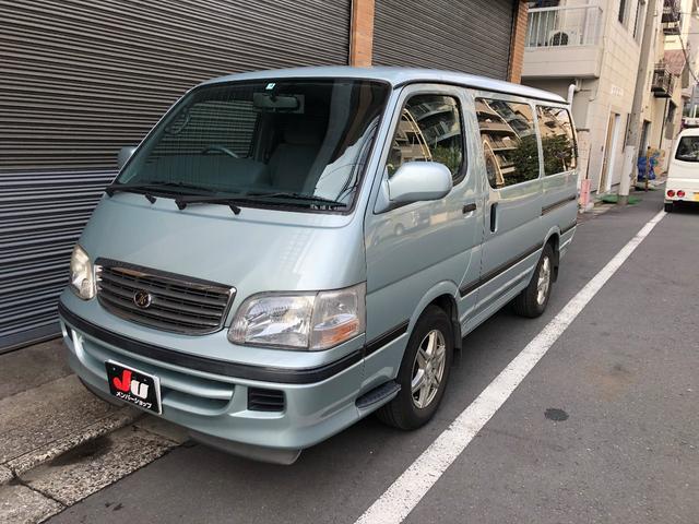 「トヨタ」「ハイエース」「ミニバン・ワンボックス」「東京都」の中古車14