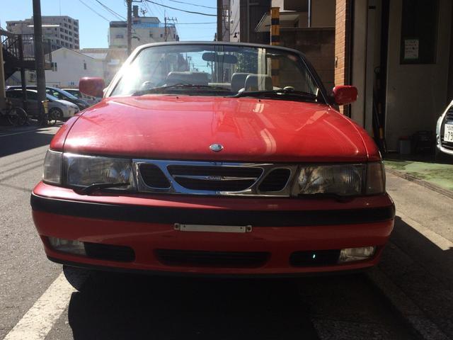 「サーブ」「9-3シリーズ」「オープンカー」「東京都」の中古車42
