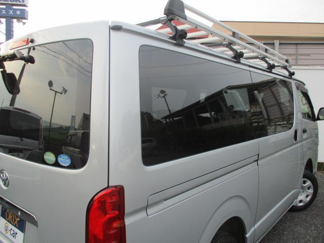 トヨタ ハイエースバン ロングジャストローDXGLパック ナビ ETC 1年保証付