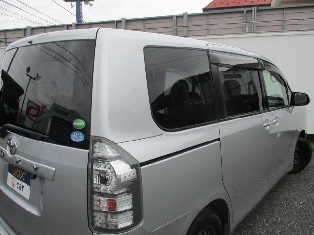 トヨタ ヴォクシー X メモリーナビ バックカメラ 1年保証付