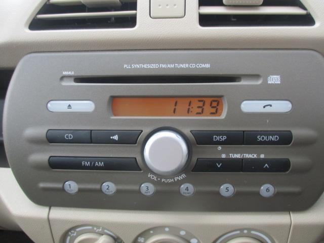 スズキ アルト F ワンオーナー CD AMFMラジオ ドアバイザー