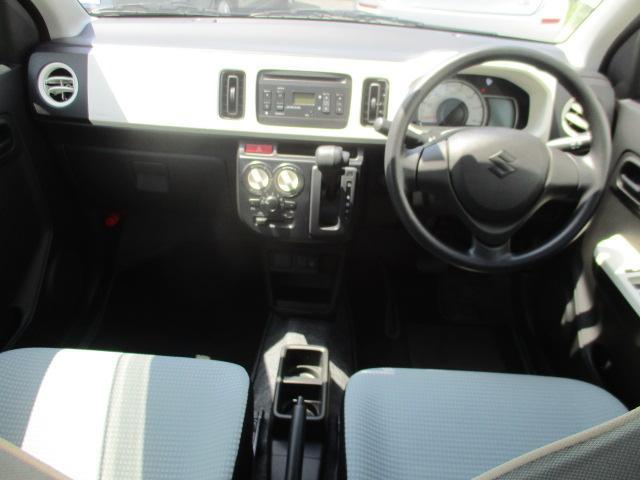スズキ アルト L シートヒーター CD AUX