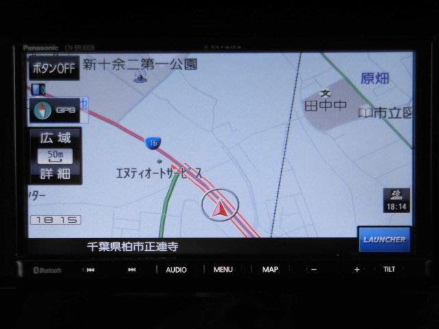 ハイブリッドX ナビ バックカメラ BT シートヒーター(4枚目)