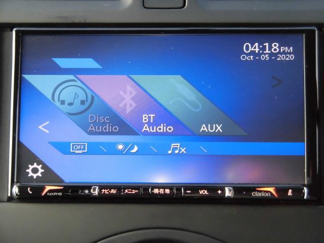CD・ラジオ・Bluetoothオーディオ機能付!