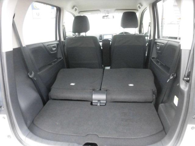 シートをたためば広いスペースとしてご利用いただけます!